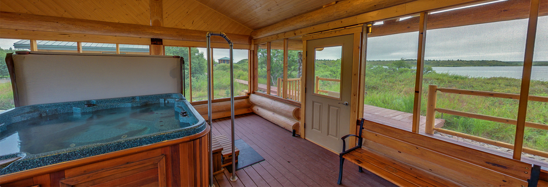 Lodge Amenities