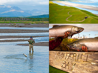 Salmon Camp + Crystal Creek Lodge
