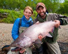 salmon-king