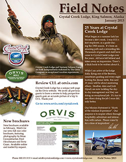 2013 Winter Newsletter