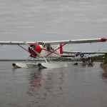 Unloading on the Nushagak