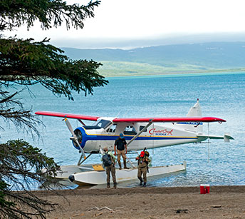Beaver Float Plane Beach