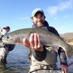 Brooks River Rainbow Trout