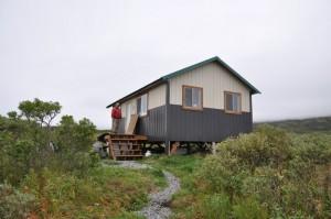Ugashik Camp Cabin