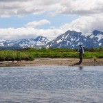 Fishing in Beautiful Bristol Bay