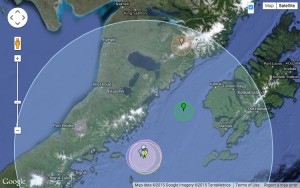 Alaska Peninsula Earthquakes