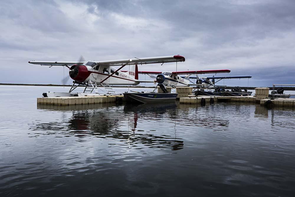Alaska-Beaver-Float-Plane