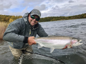 Alaska Chrome Rainbow Trout