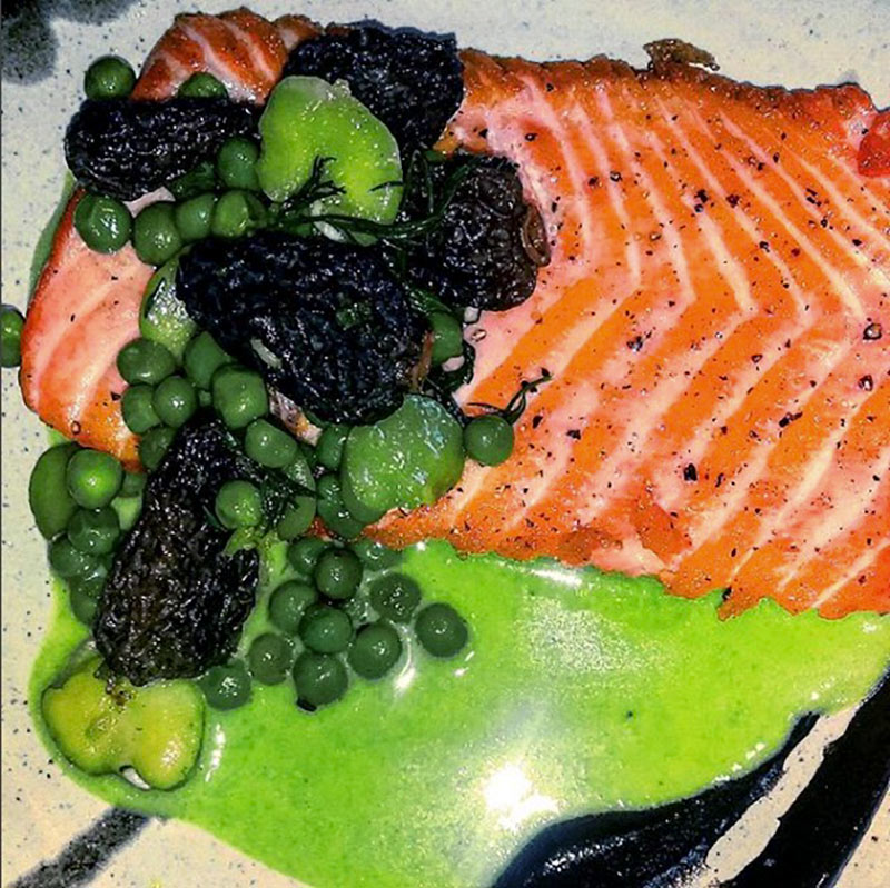 Wild Alaska Salmon Recipe